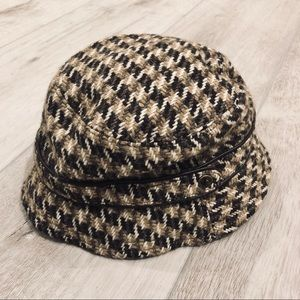 Coach Tweed Hat